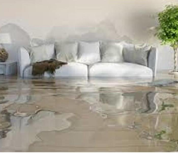 Water Damage How Long Does It Take Water To Destroy a Home and Its Content
