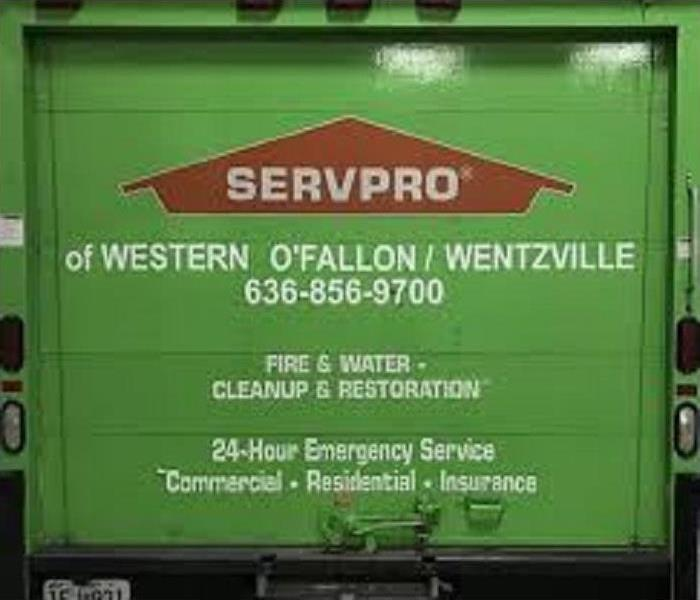 Why SERVPRO We Are Your Go To Guy!