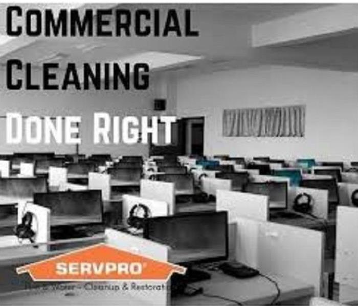 Commercial Running a Clean Business